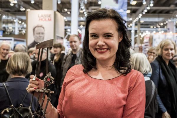 Forfatter Leonora Christina Skov – vinder af Martha Prisen 2018
